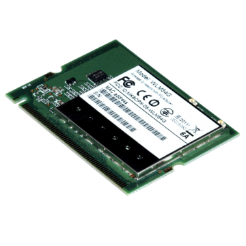 54~108Mbps 2.4GHz 100mW mini-PCI card