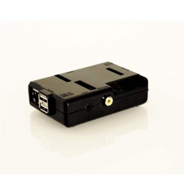 Raspberry PI Model B ENCLOSURE - Black