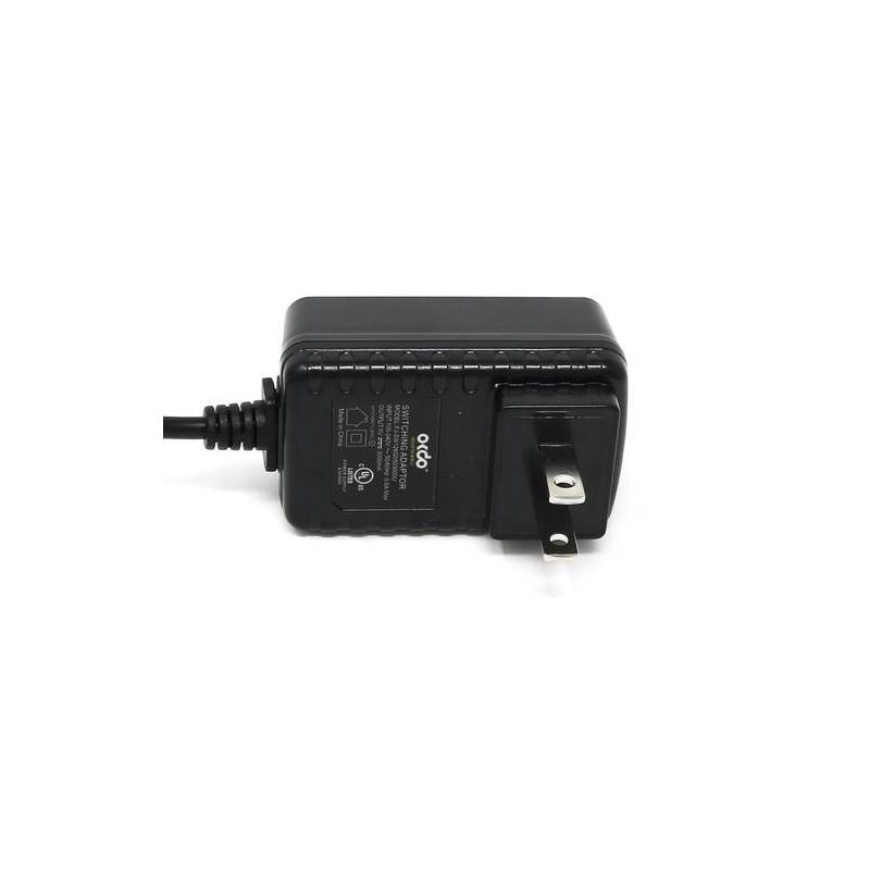 5V/3A Raspberry Pi 4 Power Adapter (US) USB-C