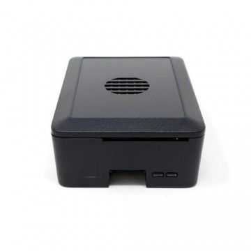Raspberry Pi 4 Case - Black