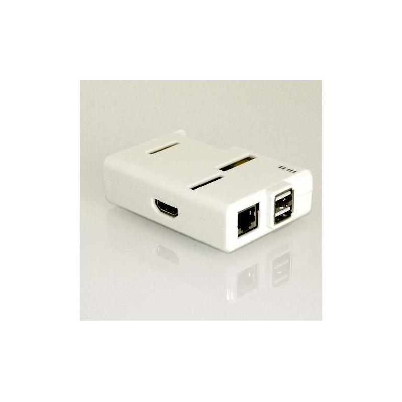 Raspberry PI Model B ENCLOSURE - White
