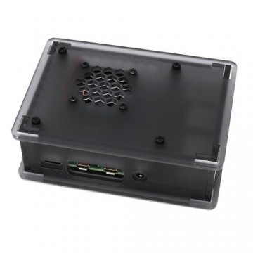 Raspberry Pi 4 Case (With Cooling Fan) (v3.0)
