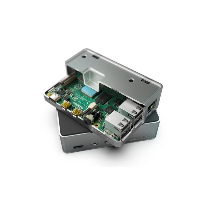 FLIRC Aluminum Raspberry Pi 4 Case