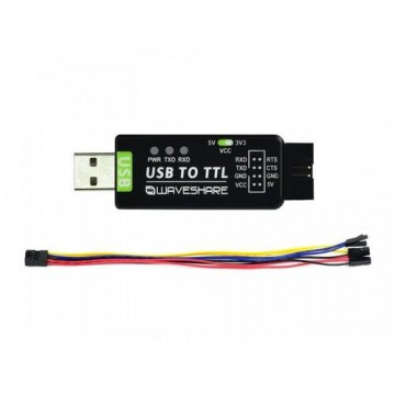 Industrial USB to TTL Converter