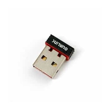 Miniature USB WiFi (802.11b/g/n)