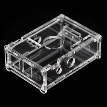 Raspberry PI Model B ENCLOSURE - Transparent