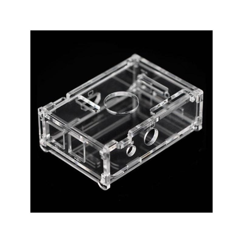 Raspberry PI Model B ENCLOSURE - Transparent