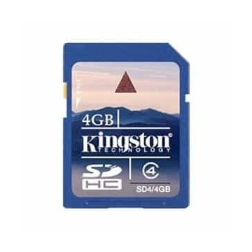 4GB SD card for APU Boards (Class 4)