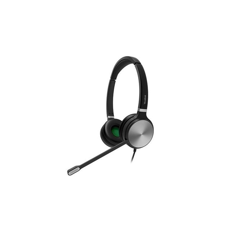 YHS36 Mono (monaural) QD (Quick Disconnect) headset