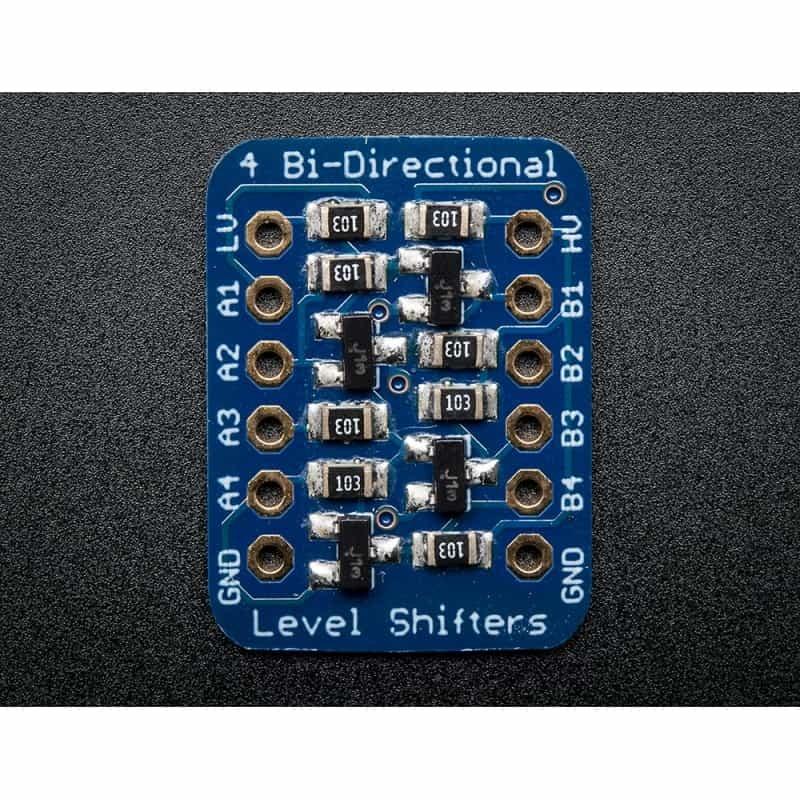 4-channel I2C-safe Level Converter