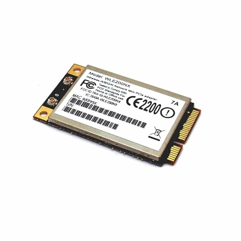 WLE200NX 802.11a/b/g/n miniPCI Express Radio Card