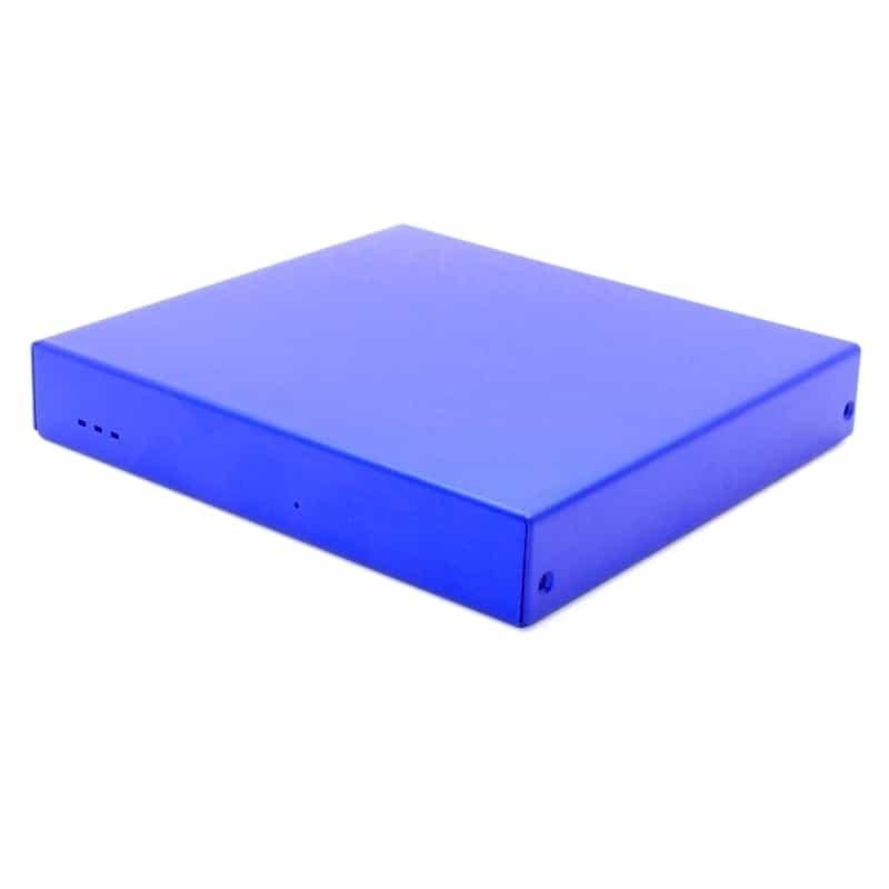 Blue Indoor Enclosure for APU - 3 LAN