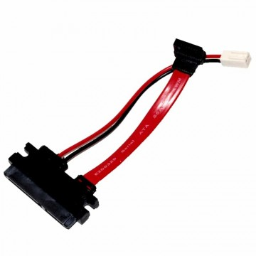 SATA data with Power cable for APU (13CM)