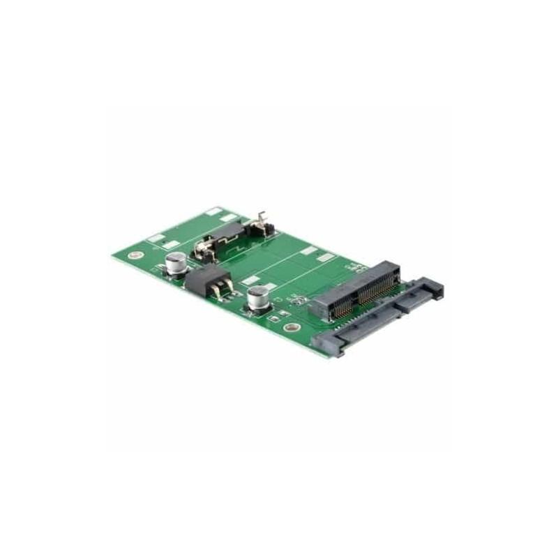 "mSATA SSD to 2.5"" SATA Drive Adapter"