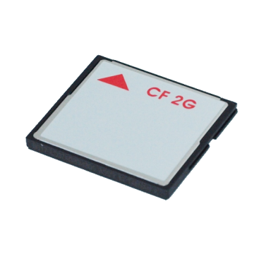 2GB CompactFlash card (CF2SLC)
