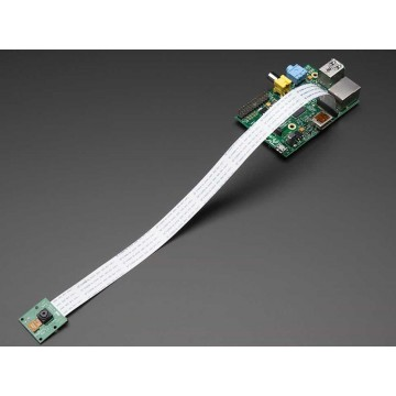 Flex Cable for Pi Camera - 300mm / 12""