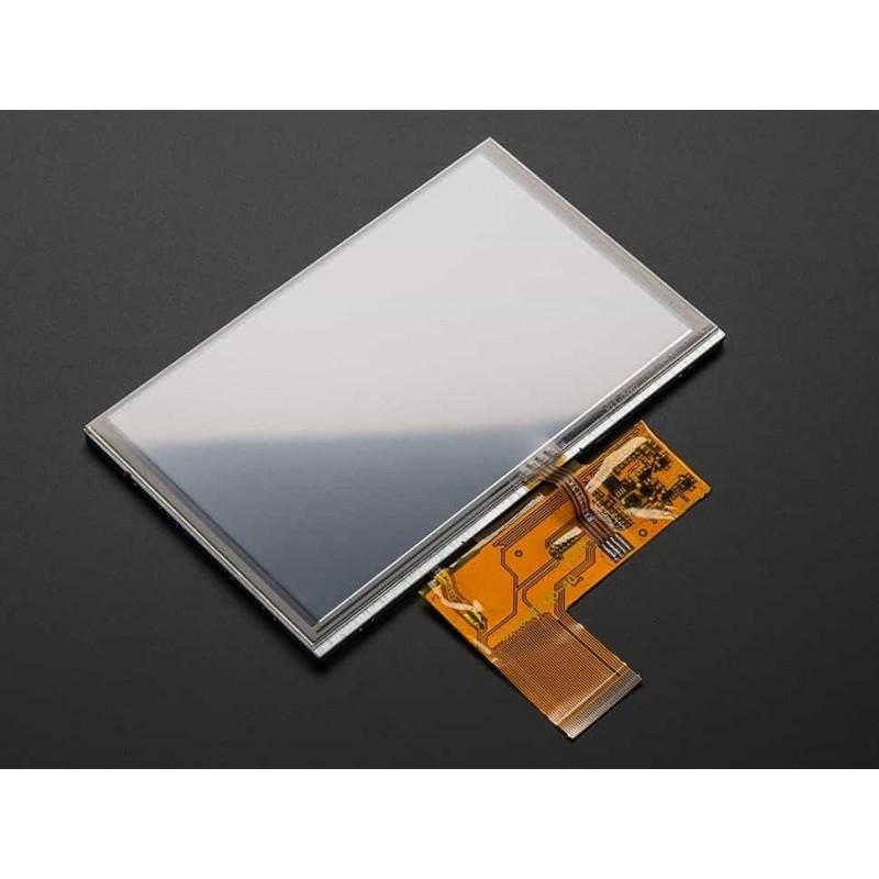 "5.0"" 40-pin TFT Touchscreen Display"