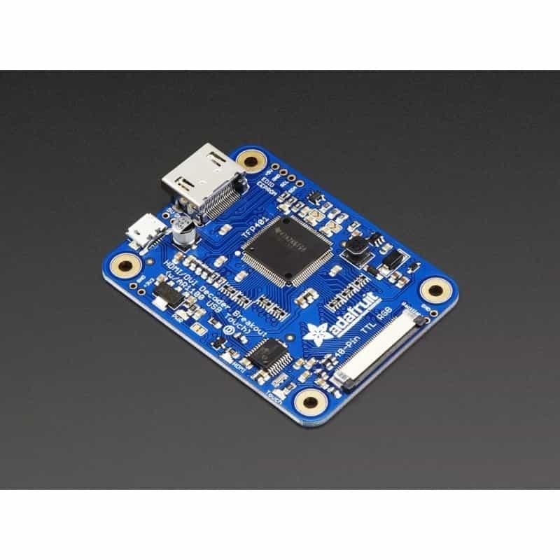 TFP401 HDMI/DVI Decoder