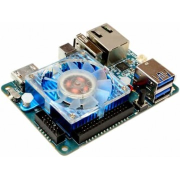 ODROID-XU4 System Board (Active Cooling)