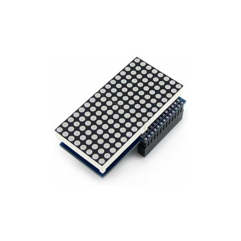 LED Matrix Shield