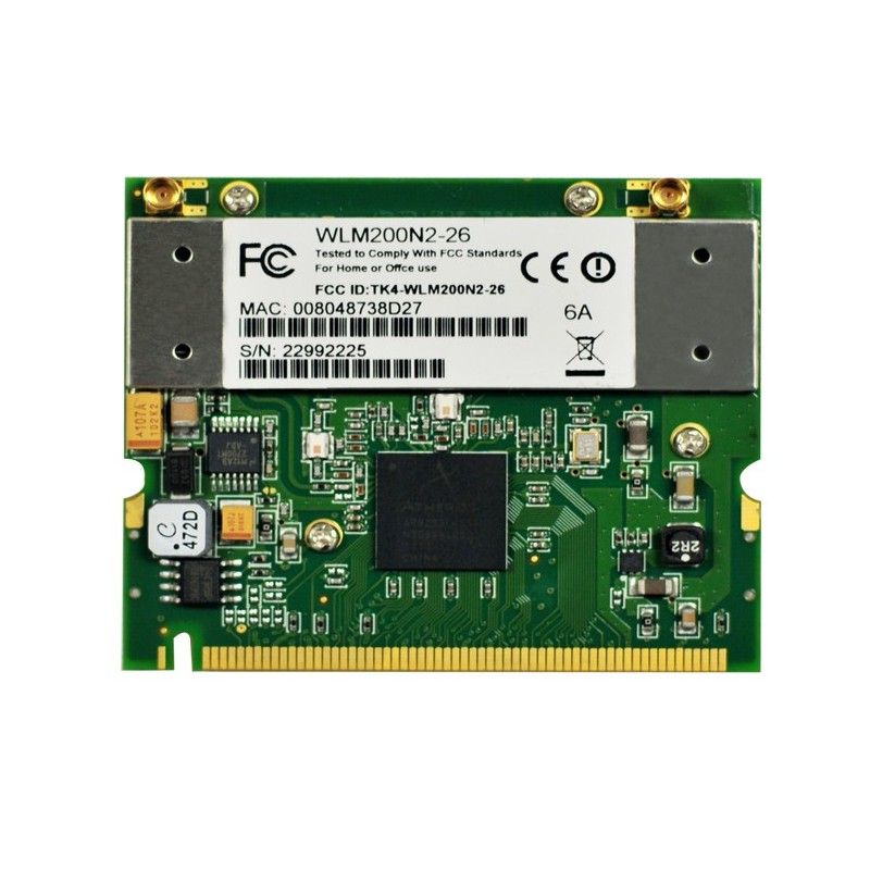 300 Mbps 2.4 GHz MIMO 400mW Radio Card