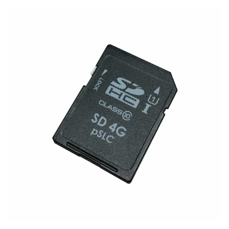 4GB SD card for APU Boards