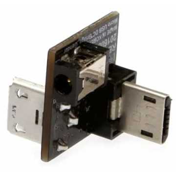 USB-DC Plug Cable 2.5x0.8mm Connector