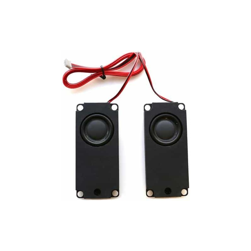 Compact Stereo Speaker for VU7A+ and VU5A+