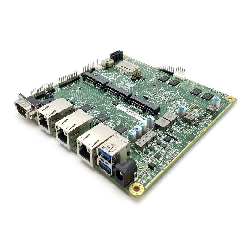PC Engines APU3D4 System Board