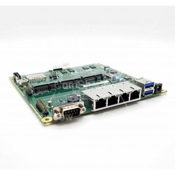 PC Engines APU4C4 System Board