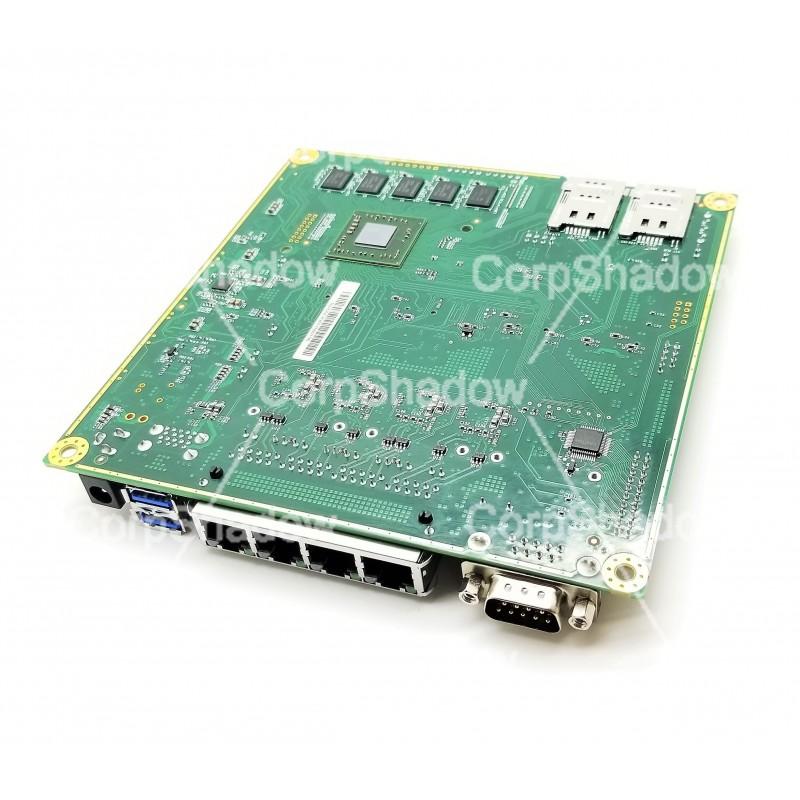 PC Engines APU4C2 System Board