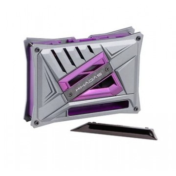 Khadas Purple DIY Case with Metal Plate