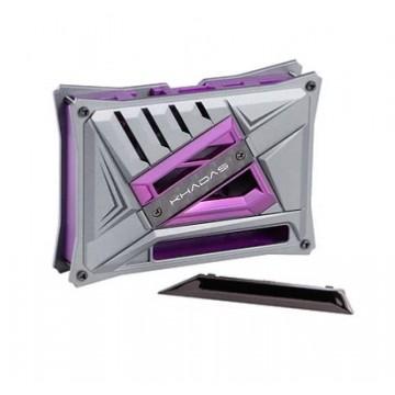 Khadas Purple DIY Case with Metal Plate