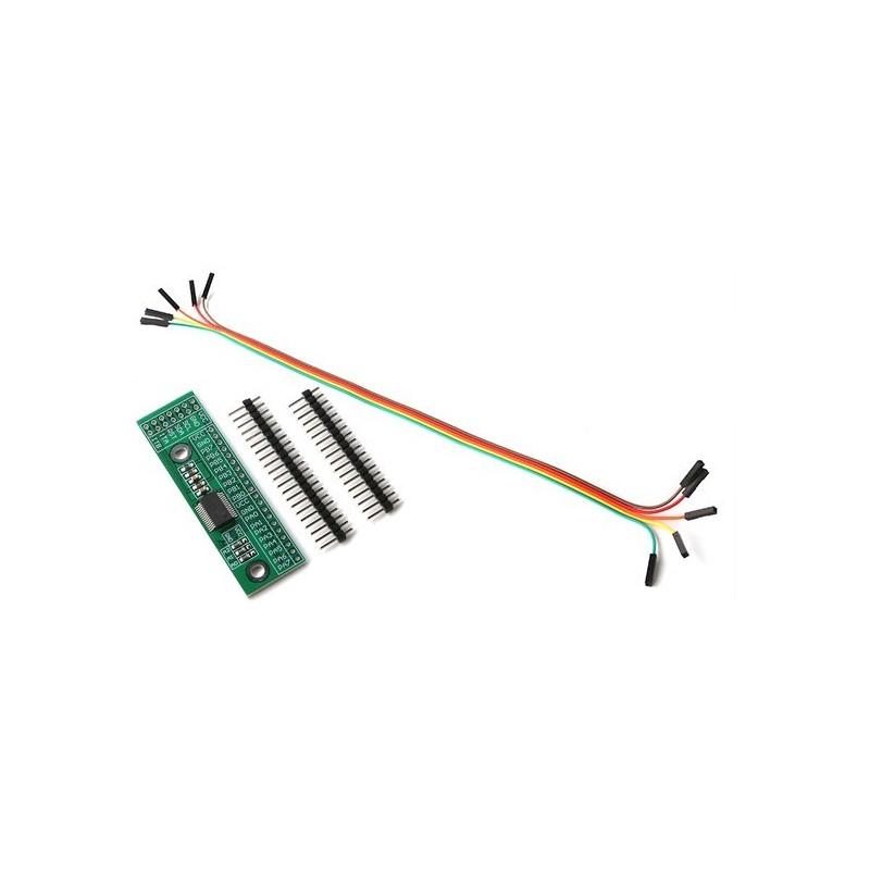 16Port I2C GPIO Board