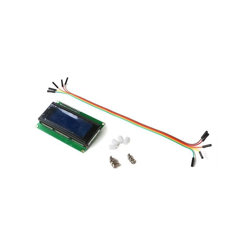 I2C 20×4 LCD Module