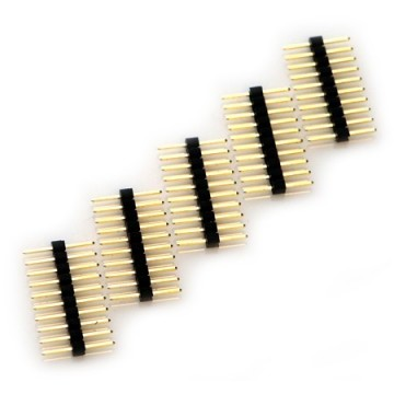 10pin Male header for ODROID-GO (Pack of 5)