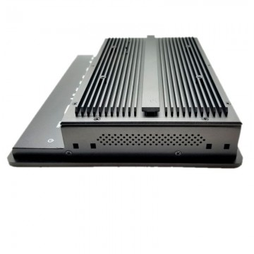 """Industrial Panel PC 10.4"""" Right Side Preview"""