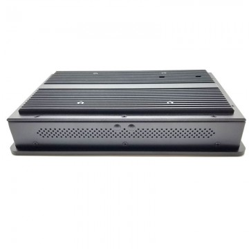 """Industrial Panel PC 10.4"""" Top Preview"""