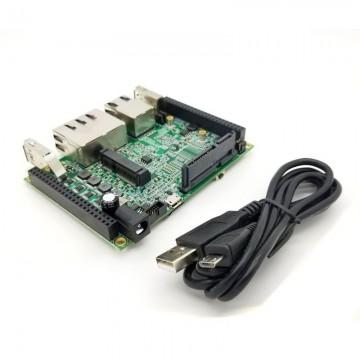 ESPRESSOBin Board v7 Marvell includes Micro-USB Cable