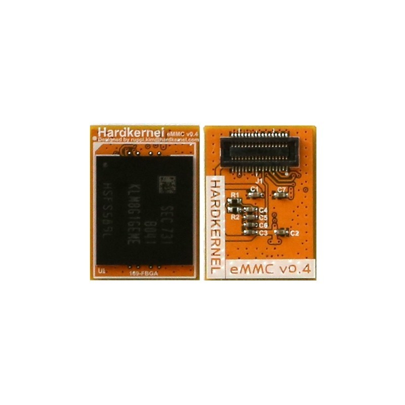 eMMC Module for ODROID Systems