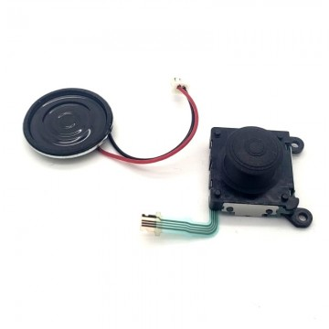 Joystick, speaker kit for ODROID-GO ADVANCE