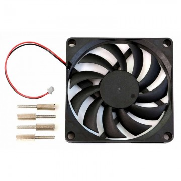 COOLING FAN WITH 2PIN CONNECTOR