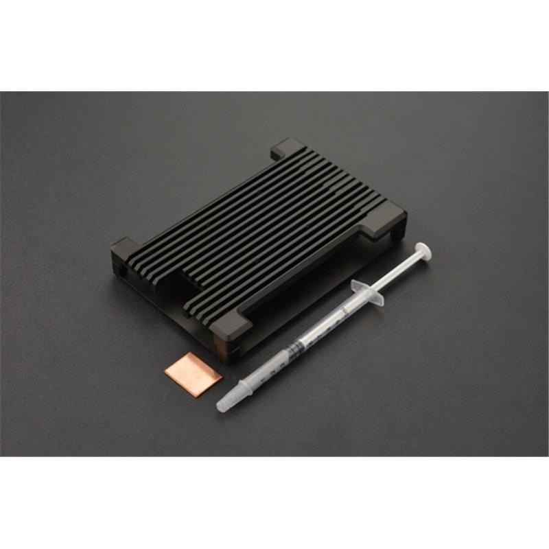 Aluminum Alloy Passive Cooling Case for LattePanda Alpha LattePanda - 3