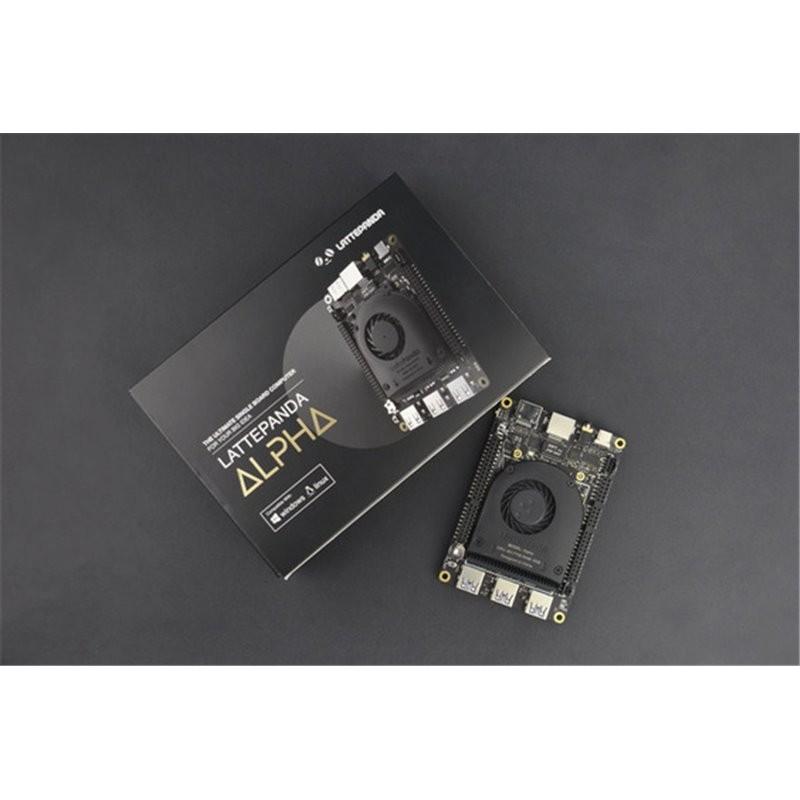 LattePanda Alpha 864s (Win10 Pro activated) LattePanda - 2