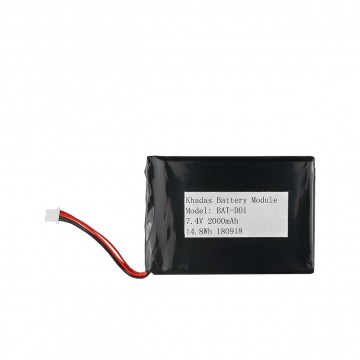 LiPo Battery for Edge Khadas - 1