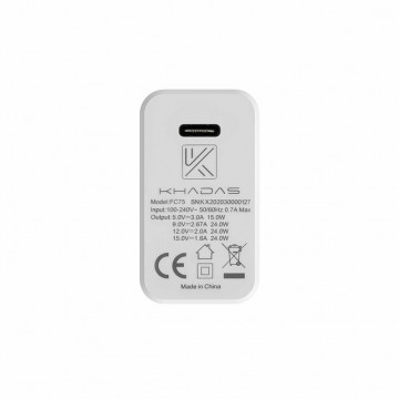 24W USB-C Adapter Khadas - 1