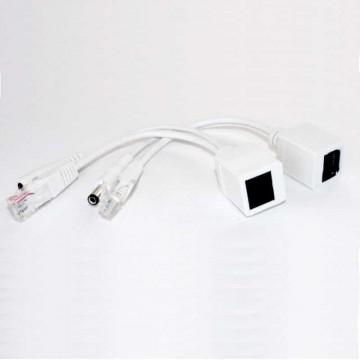 Passive POE injector Set 5.5mm x 2.1mm (Standard)