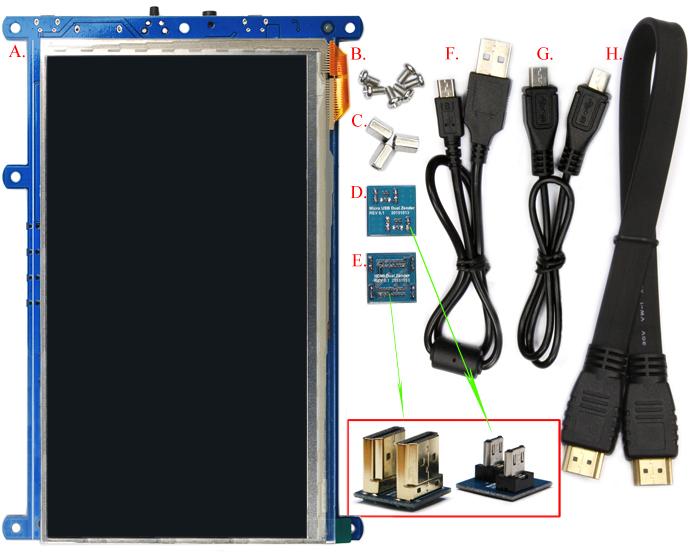components VU7A+